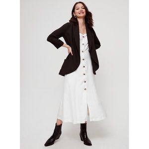 Aritizia Wilfred Chevalier Jacket Black Blazer